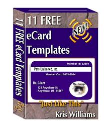 11 Free Flat Faced Ecard Templates Free Ebook Publishing Us