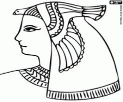Kleurplaten Oude Egypte Kleurplaat