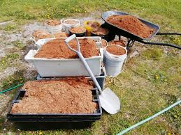 Kitchen Gardening Tips Bills Garden Tips More Old Sawdust For The Kitchen Garden