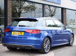 Used Audi A3 S3 Sportback 2.0 TFSI quattro S Tronic for sale in ...