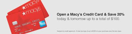 Read more for further information. Macy S Credit Cards Unlock Bigger Savings