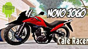 cafe racer games idea di immagine del motociclo