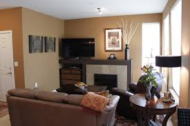 small condo makeover contemporary living room