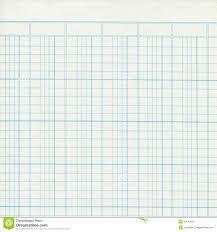 Blue Vintage Ledger Or Graph Paper Stock Image Image Of