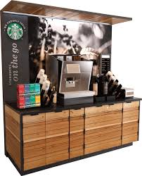 Starbucks Coffee Vending Machine Adorable Starbucks Branded Solutions Premium Self Serve