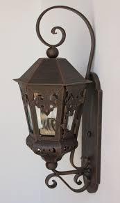 spanish outdoor exterior lighting lantern lightbox moreview