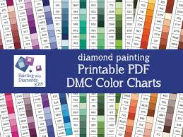 Dmc Floss Number Color Chart Problem Solving Dmc Color Chart With Color Names Dmc Floss