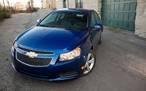 All Chevy chevy cars 2012 : 2012 Chevrolet Cruze 2LT - Editors' Notebook - Automobile Magazine