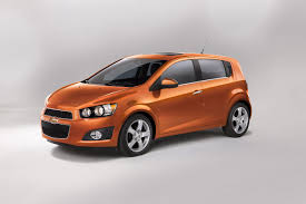 2012 Chevrolet Sonic Hatchback/Sedan: official details, photos and ...