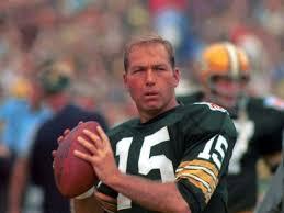 Image result for Green Bay quarterback Bart Starr