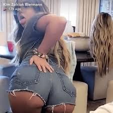 Bent over teen ass