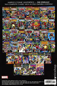 Read 42 reviews from the world's largest community for readers. Eternals The Complete Saga Omnibus Hc 2020 Marvel Comic Books