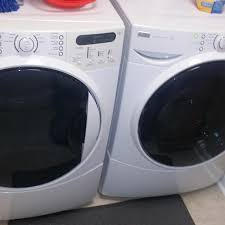 kenmore elite washer and dryer. kenmore elite quiet pak 4 front load washer and dryer