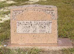 Pauline Evelyn Ivy Gardner (1923-1968) - Find A Grave Memorial