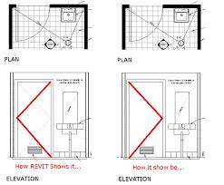 123764 revitdoor swing elevation incorrect jpg
