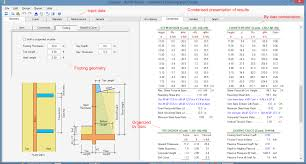 Counterfort Retaining Wall Design Software How To Design Counterfort Retaining Walls Using Asdip Retain