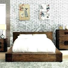 Low Bed Frames Modern Low Bed Modern Low Bed Frame Modern Low Bed ...