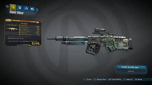 Borderlands 3 Damage Chart Borderlands 3 Legendary Weapons Guide Rock Paper Shotgun