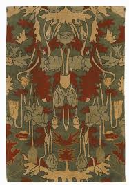 craftsman poppies craftsman collection tiger rug co craftsman style wool rugs