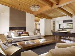 Image Bedroom Lushome Wooden Walls Ceiling Design And Solid Wood Furniture Modern Eco Homes