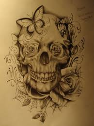 Anyone Who Knows Me I Want A Skull Tattoo Or A Skeleton Key Might
