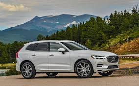 volvo xc60 2018 white. download wallpapers volvo xc60, road, 2018 cars, crossovers, white xc60