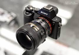 sony 50mm 1 4. nikon af-s 50mm f/1.4g mounted on sonya7 sony 1 4 i
