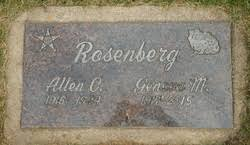 Geneva Kunshier Rosenberg (1917-2015) - Find A Grave Memorial