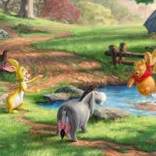 winnie the pooh i limited edition art