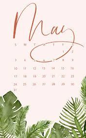 Iphone May 2020 Calendar - KoLPaPer ...