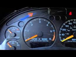 98 s 10 instrument cluster swap to 2000 blazer tach cluster 98 s 10 instrument cluster swap to 2000 blazer tach cluster almost worked