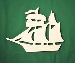 wood boat cut out nautical decor wooden ship cutout nautical sign wood sign wooden wall art wedding decor wedding favor from woodencraftsupply  on wood boat wall art with wood boat cut out nautical decor wooden ship cutout nautical