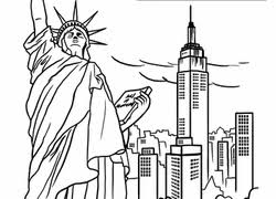 Each state coloring sheet includes a state map, state flags, state flower, state bird, state landmark, and so kids can read, learn, and color about he united states. 4th Grade Coloring Pages Printables Education Com