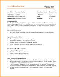 Housekeeping Job Summary For Resume Description Mcdonalds Cashier