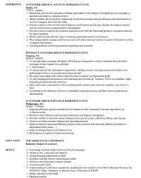 Sample Resume For Inbound Customer Service Representative Incredible Customer Service Representative Resume Sample Medical 42