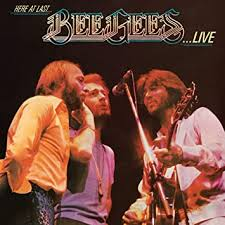 <b>Bee Gees</b> - <b>Here</b> at Last... Bee Gees Live [2 LP] - Amazon.com Music