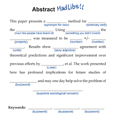 how to write a conference abstract or how not to write one gradlife how to write a conference abstract or how not to write one