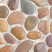 stone floor tile texture. Download Pebble Stone Floor Tile Texture Stock Photo - Image Of Rock, Circle: 61937862 K