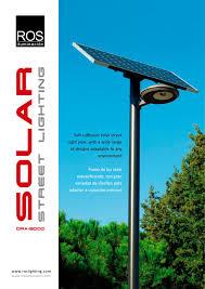 SOLAR WIND STREETLIGHTS  SUNSMARTSolar Street Light Brochure