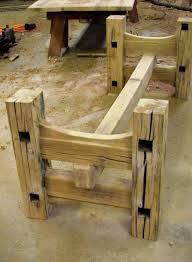 Dining Room Table Legs Wood