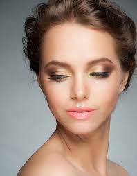 insram makeup trends beauty tutorials source new bridal makeup trends 2016 glossy look 430x550