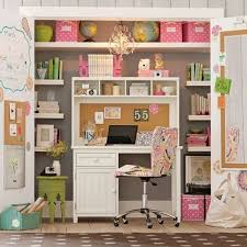 pink home office design idea. Plain Office Stylish And Cool Hidden Faces Pink Office With Closet Ideas Intended Pink Home Office Design Idea
