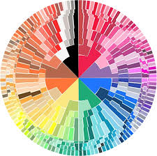 Crayons Clipart Color Chart Crayons Color Chart Transparent