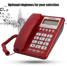 home hotel wired corded telephone