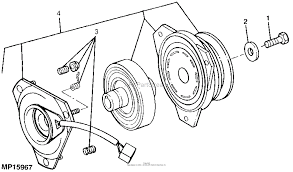 john deere parts diagrams, john deere 112l lawn tractor pc1699 pto John Deere Ignition Switch Test at John Deere 112l Wiring Diagram