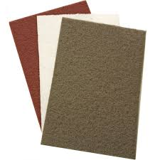 Synthetic Finishing Pads 3 Pack