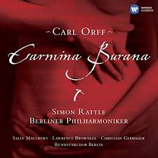 <b>Orff</b>: Carmina Burana by Sir <b>Simon Rattle</b> on Amazon Music ...