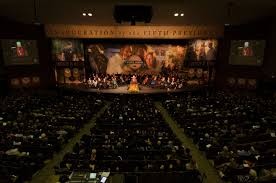 Harding University President Inaugurated Arkansas