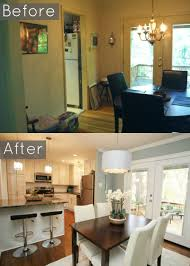 20+ Small Kitchen Renovations Before and After | Living spaces ...