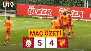 9 gollü çılgın maçta kazanan Galatasaray! - Futbol
